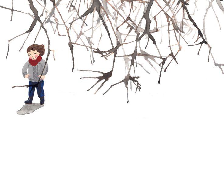 The tree/ Winter tree.