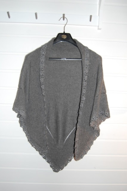 kamelias hobbyblogg: Oppskrift på Majas sjal.