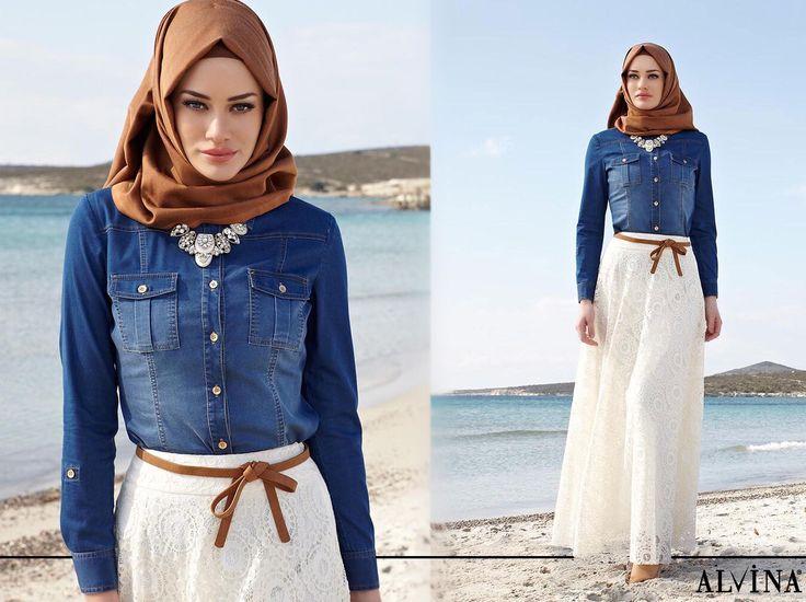 Rahatlığın zarif hali.. #alvina #alvinamoda #alvinaforever #alvinafashion #hijab #hijabstyle #hijabfashion #tesettür #fashion #stylish #newcollection #bambaşka #alvinakadını