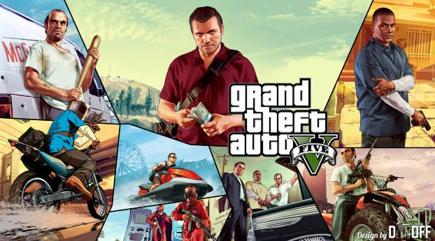 Gta Gta 5 2015 Wallpaper Hd Games 4k Wallpapers Images Photos And Background Grand Theft Auto Grand Theft Auto Series New Wallpaper Hd