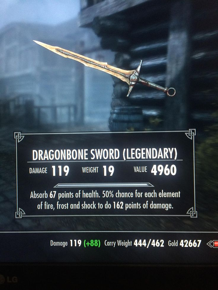 In response to /u/Jeetuprime's post about his pride and joy I have a very similar favorite weapon. (no mods or enchanting potions) #games #Skyrim #elderscrolls #BE3 #gaming #videogames #Concours #NGC