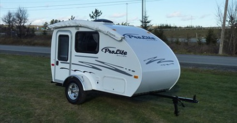 Prolite ultraweight trailer Suite Camping