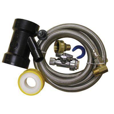 5099046 Dishwasher Installation Kit for Pipe