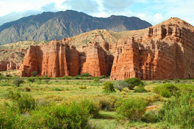 Salta, Quebrada de las Conchas, Argentine