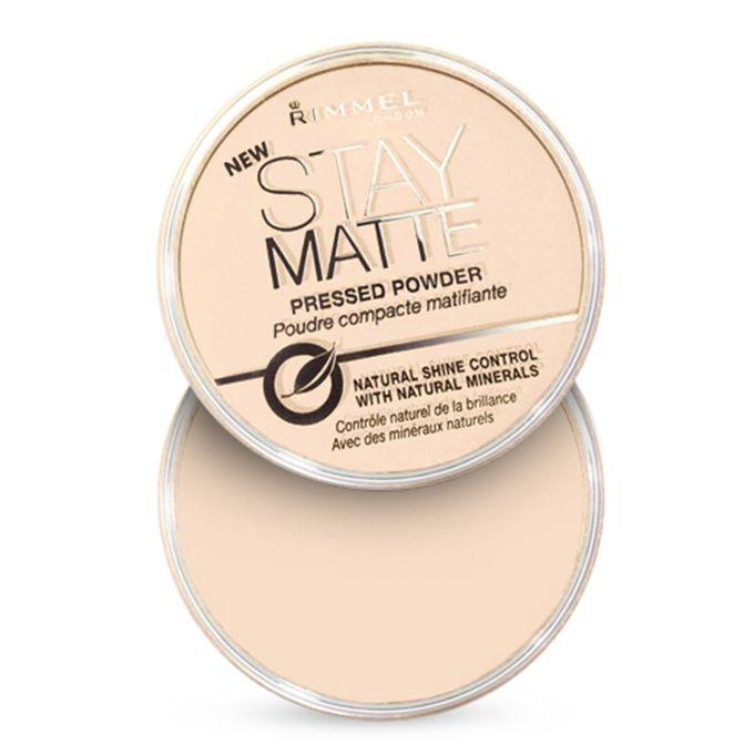 Rimmel London | Stay Matte Pressed Powder | Transparent