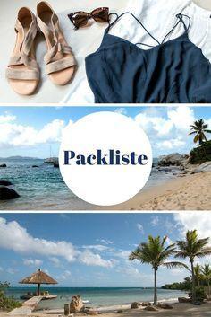 Packliste Fernreise: Tipps & Checkliste für Urlaub & Reise