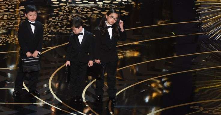 There Was a Horribly Tone-Deaf Asian Joke at the Oscars