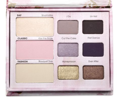 The perfect palette to add shimmer for the Holidays!