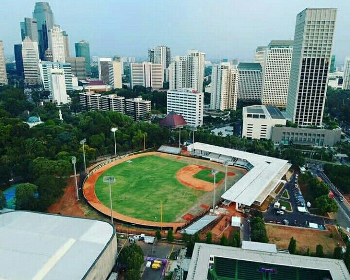 Lapangan Baseball GBK