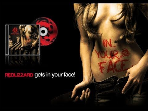 REDLIZZARD - In Your Face (Full Album) 2011