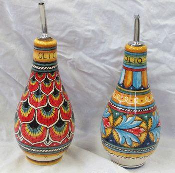 Antico Olio Bottles