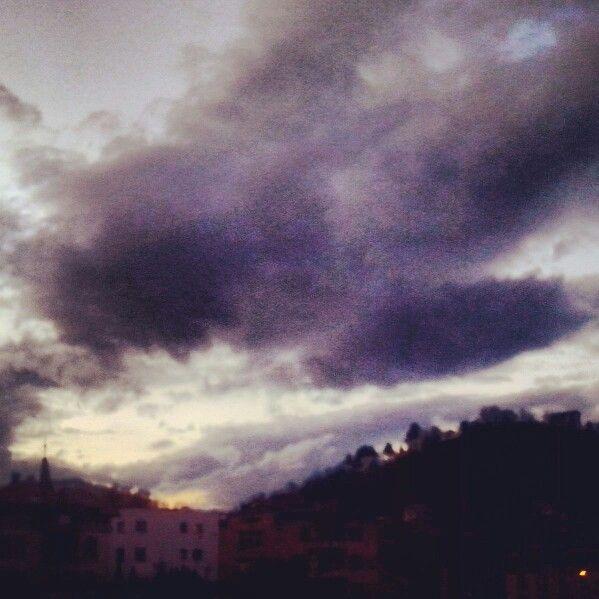 Brasov, seara de noiembrie