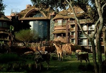 Animal Kingdom Lodge, Disneyworld, FL