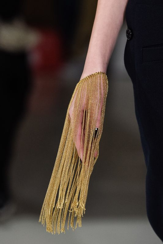 This cuff best worn on the left wrist if you're right handed. The mind boggles... #accessories #styletips #shopped