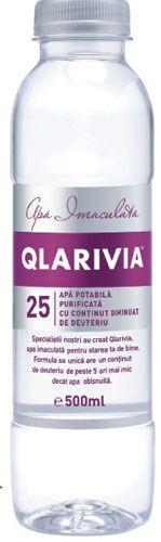 Qlarivia Bottled Water