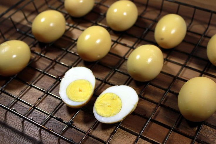 Smoked eggs are a great theme food for Easter or almost anytime of the year. Here are my instructions for smoking the eggs.