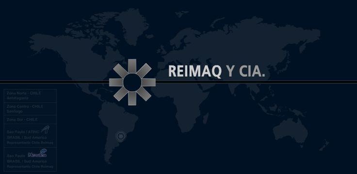 REIMAQ Y CIA. - Industrial & Mining Ventilation - www.reimaq.cl - Ventilación Industrial-Minería - Ventiladores Axiales, centrifugos - Filtros de Mangas -Santiago - Chile -