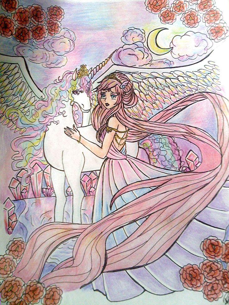 No puedes seguir esperando a tu príncipe azul en su caballo, a veces es mejor montar el tuyo e ir en busca de ese príncipe azul. Al final esa persona dirá si hubo un encuentro especial...