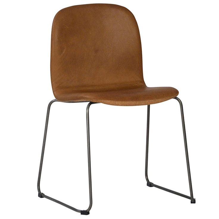 The Polletti Dining Chair by Dovetail is part an eclectic range of handmade furniture, accessories and textiles.