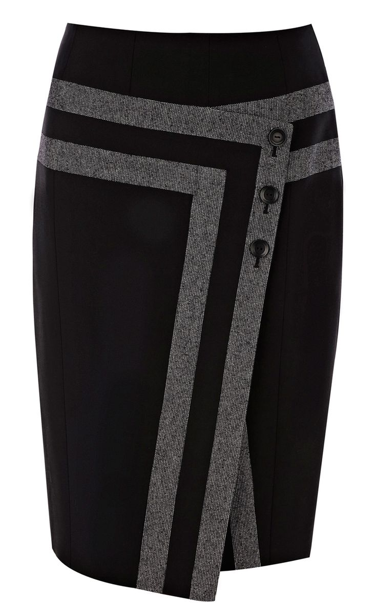 High Quality Newest Karen Millen Outlet SP029 Shiny tweed separates skirt multi Vouchers,Karen Millen outlet