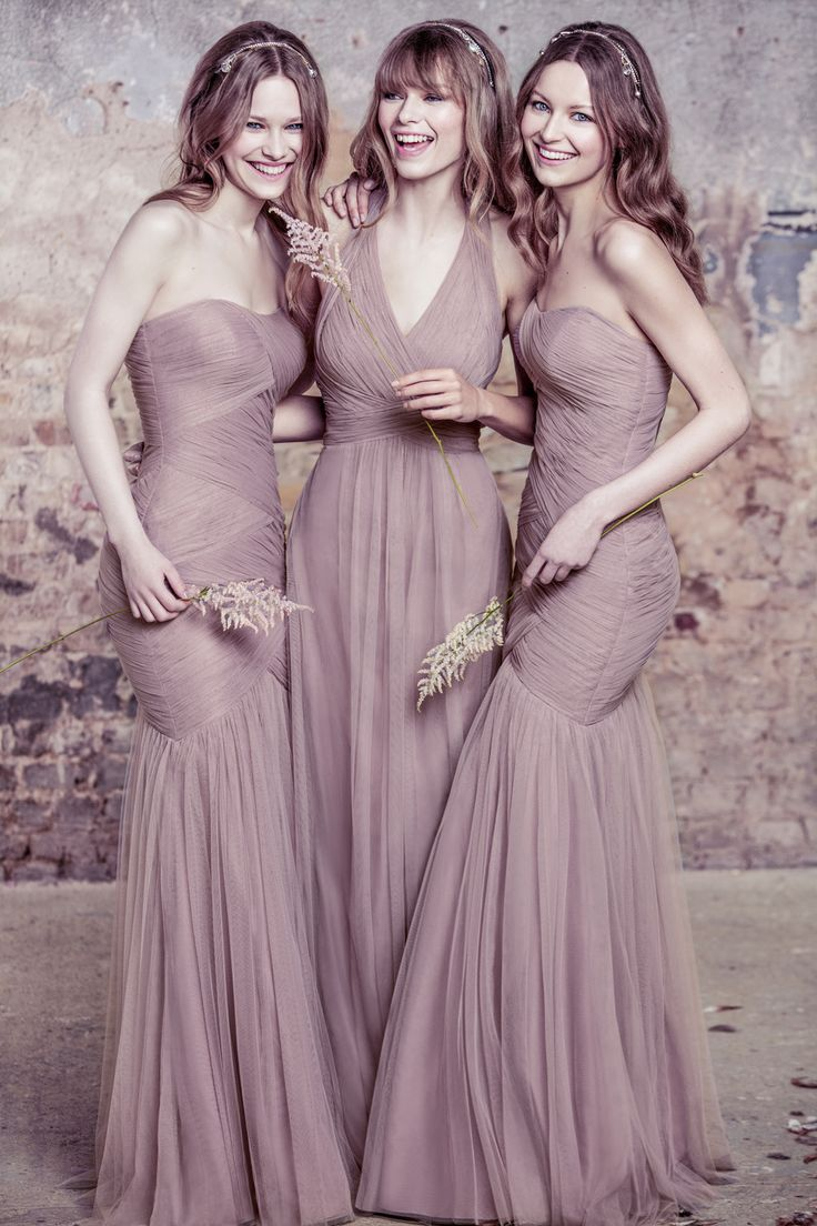 104 best bridesmaids images on pinterest bridesmaids dress the 2017 bridesmaid dress collection kelsey rose ombrellifo Images