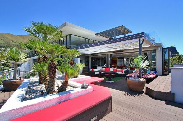 Cape Town, South Africa • Majestic Penthouse in Cape Town's Atlantic Sea Board • VIEW THIS HOME ► https://www.homeexchange.com/en/listing/467313/