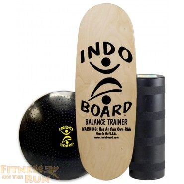 New Crossfit Training Balance Board | Indo Board Pro Pack Natural