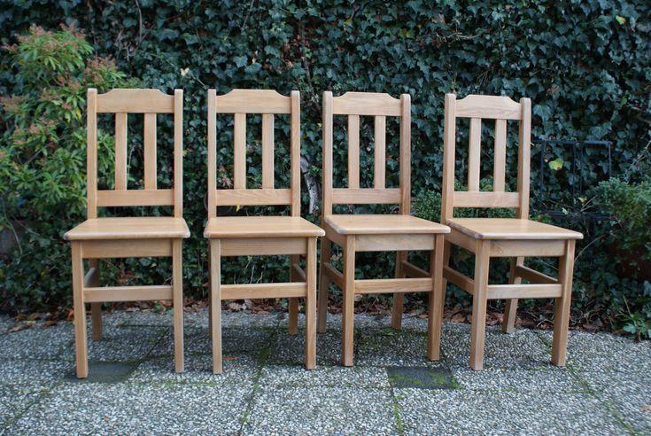 houten stoelen tweedehands - Google zoeken