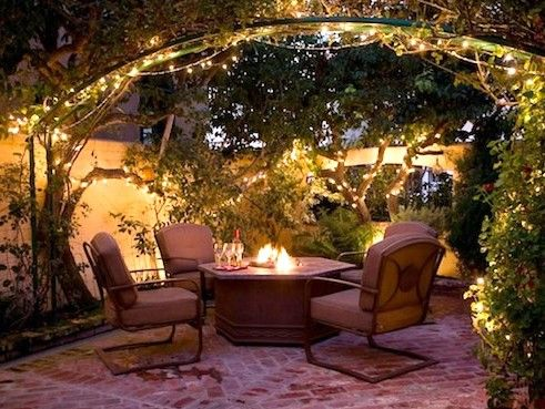 Patio String Lights Enchanting 7 Best Patio String Lights Images On Pinterest  Backyard Lighting Inspiration