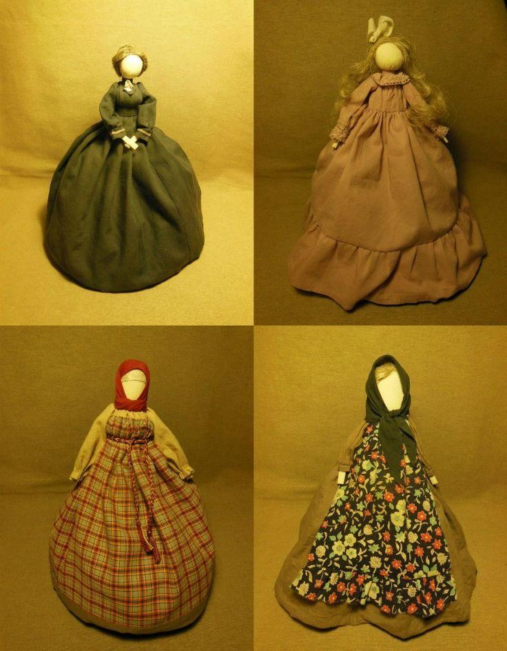 Четверная кукла-перевертыш – 21 фотография
