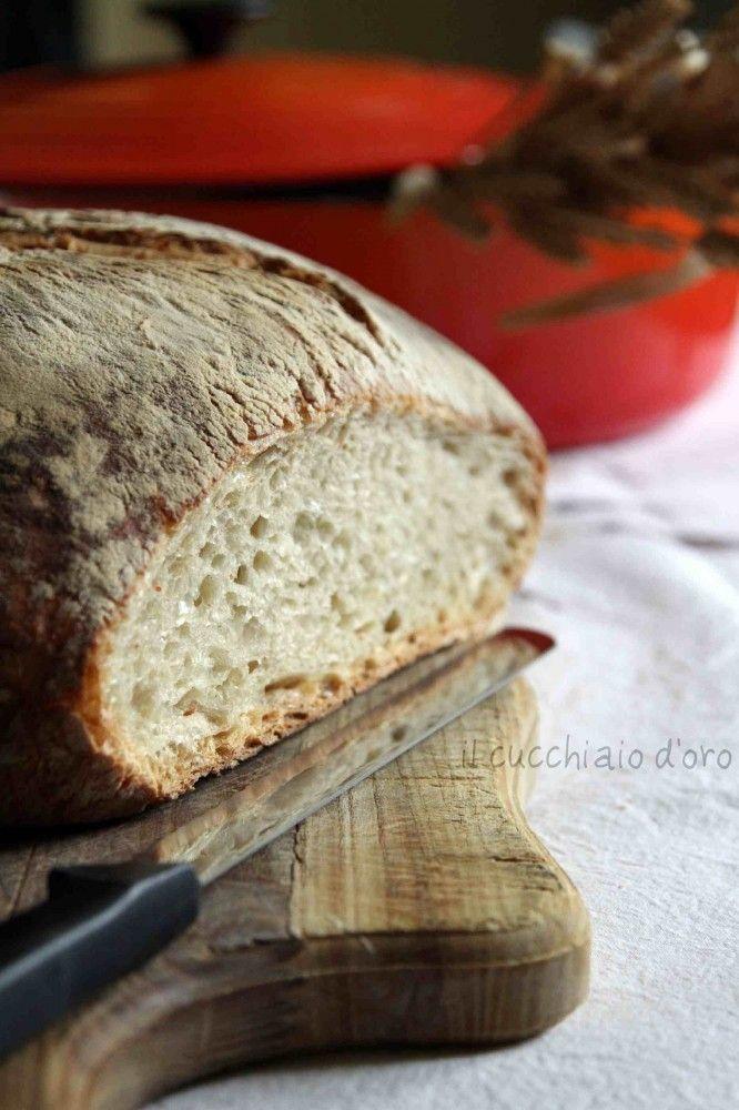 Pane cafone o pane senza impasto