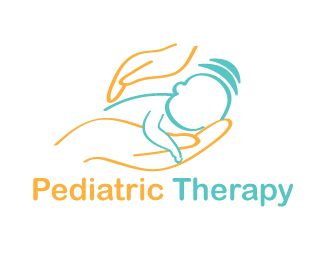 Pediatric Therapist Logo Design