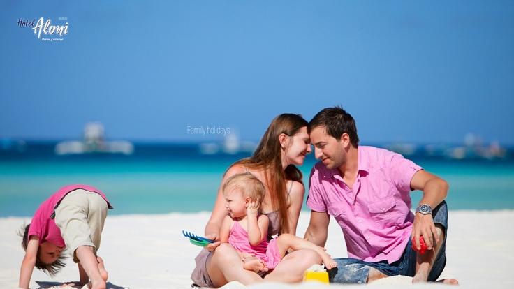 Family holidays on Paros island #Greece!