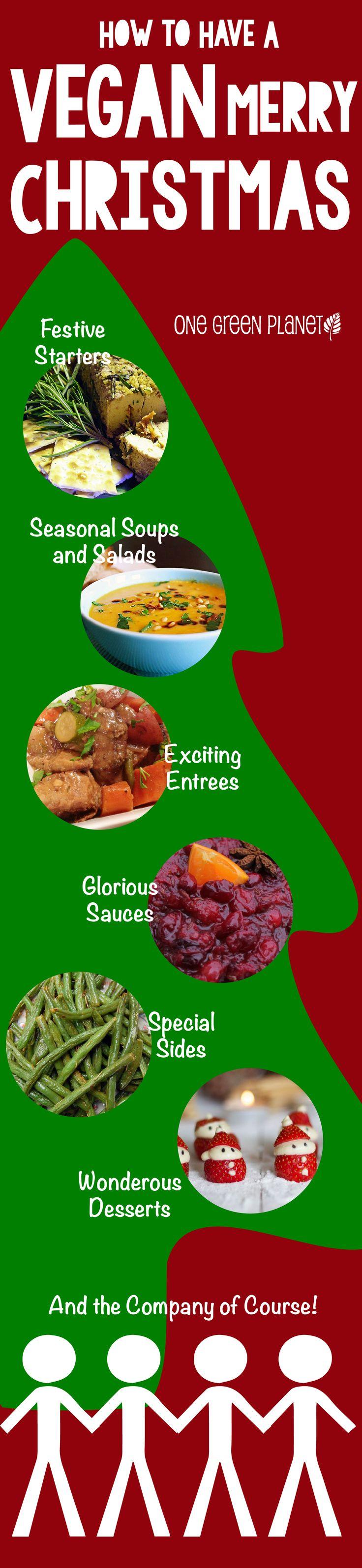 http://onegr.pl/1AXSLt7 #vegan #vegetarian #christmas #holidays #howto #recipes