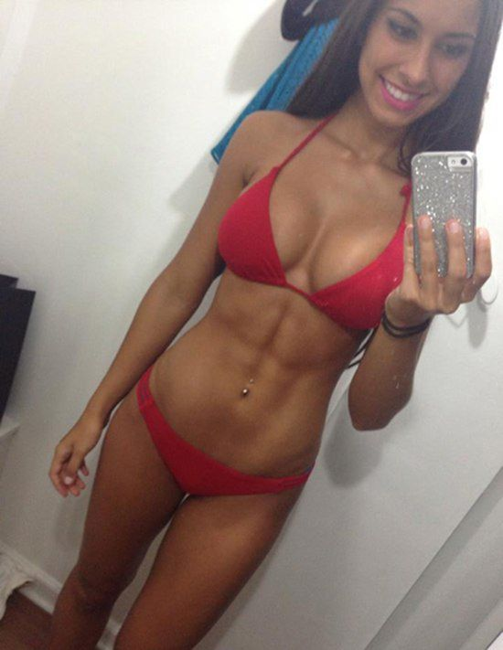 Opinion you perfect body fitness girls selfie topic