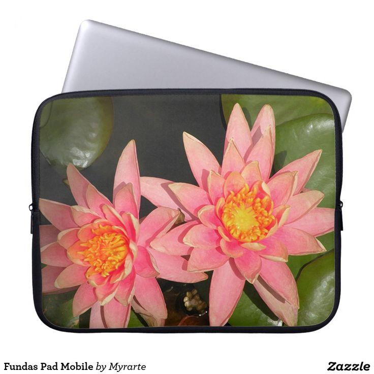 Fundas Pad Mobile Laptop Computer Sleeve. Producto disponible en tienda Zazzle. Tecnología. Product available in Zazzle store. Technology. Regalos, Gifts. Link to product: http://www.zazzle.com/fundas_pad_mobile_laptop_computer_sleeve-124774342291531639?CMPN=shareicon&lang=en&social=true&rf=238167879144476949 #fundas #sleeves #flores #flowers #loto #lotus