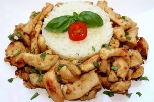 Mézes-mustáros csirkemell recept | APRÓSÉF.HU - receptek képekkel