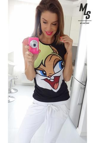 Nena Sugarbird Lola Looney t-shirt