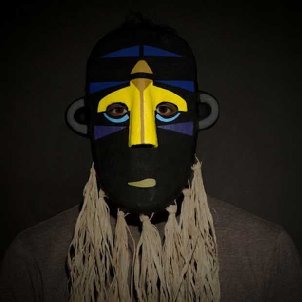 Probably one of the albums I listened to most last year. It is kind of Post-Dubstep-ish. Anyway, SBTRKT's Self titled album. Go! Go! Go!