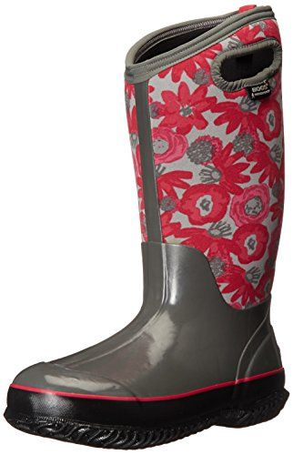 Bogs Women's Classic Watercolor Tall Winter Snow Boot *** Hurry! Check out this great item at Winter Shoes board