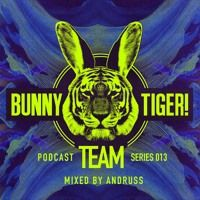 Bunny Tiger Team Podcast #013 Mixed By Andruss [FREE DOWNLOAD!] by Bunny Tiger on SoundCloud