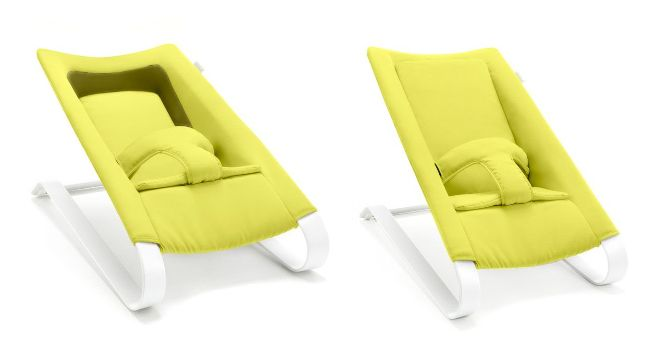 Bombol Baby Rocker That Transforms Into A Lounging Chair For Toddlers