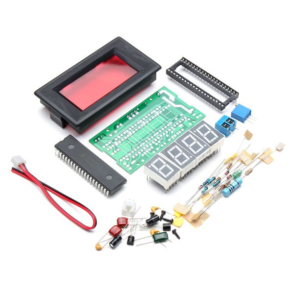 ICL7107 Digital Ammeter DIY Kit Electronic Learning Kit