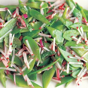 ... Vegetables: Radishes! on Pinterest | Snow peas, Pea salad and Butter