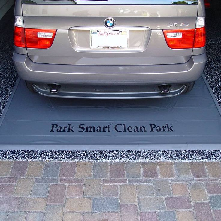 Protect your garage floors from every drop of grease, dirt and grime that vehicles bring in with our Heavy-duty Garage Mats. Easy to install, simply unroll the mat and snap-on securely fitting edge pieces. The messy mud and slush brought into your garage is collected on the durable surface of these car mats, making cleanup a quick and painless task.Heavy-duty, 50-mil vinyl flooring holds gallons of liquid and dirtStrong, raised Snap-On edges are easy to installHelp prevent slips and falls by…