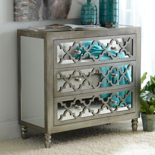 Geometric Mirrored 3 Drawer Chest. Best 25  Mirror 3 ideas on Pinterest   Bedroom mirrors  Glam