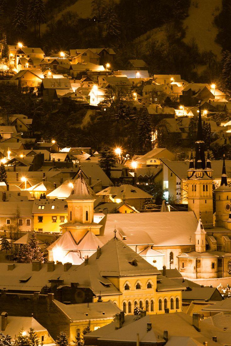 Winter landscape in Brasov. #travel #romania #haisitu www.haisitu.ro