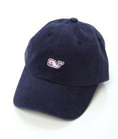 Whale Logo Baseball Hat- les casquettes baseball!!!