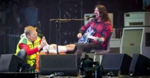 Foo Fighters Cancel Tour Dates After Dave Grohl Breaks Leg on Stage