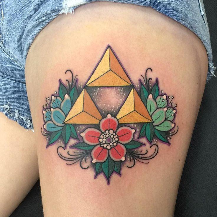 Tattoo Ideas Zelda